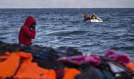 Akdeniz'de lastik bot battı! 24 göçmen hayatını kaybetti
