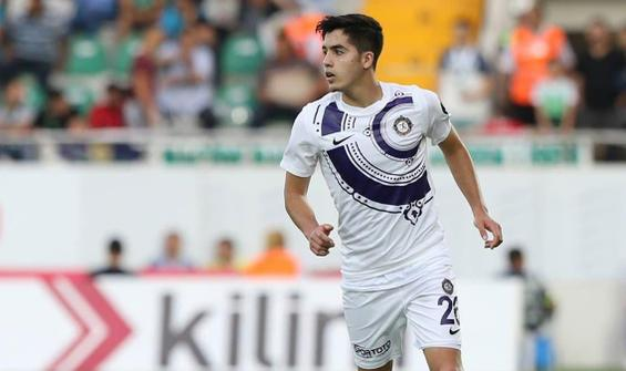 Ali Eren İyican Antalyaspor'da