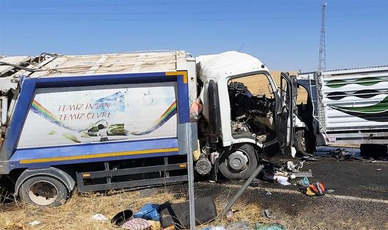 Diyarbakır'da feci kaza! 2 ölü