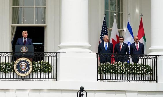 Beyaz Saray'da imzalandı