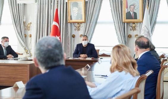 İstanbul Valiliği'nde kritik toplantı