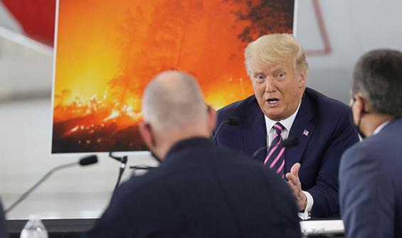 Trump: Bilimin gerçekten bildiğini sanmıyorum