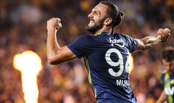 Vedat Muric resmen Lazio'da
