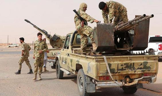 BMGK'de kritik 'Libya' kararı
