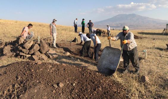 Ziyaret Tepe'de kazılar başladı