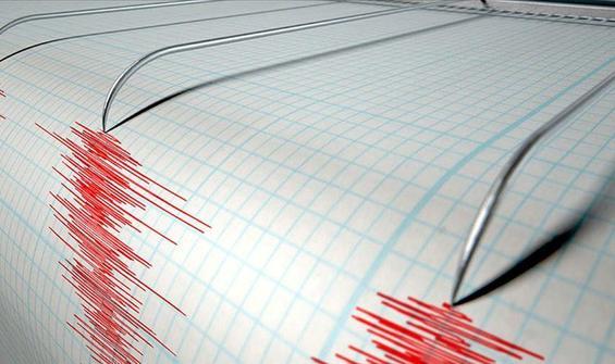 Muş'ta 4,7 büyüklüğünde deprem