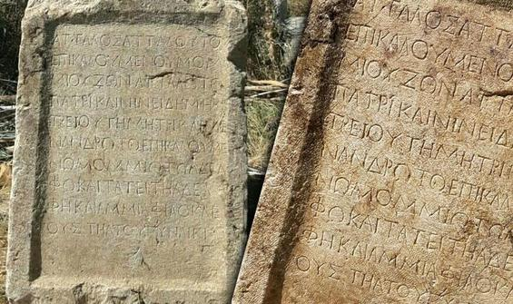 Tam 1800 yıllık... Isparta'da ele geçirildi!
