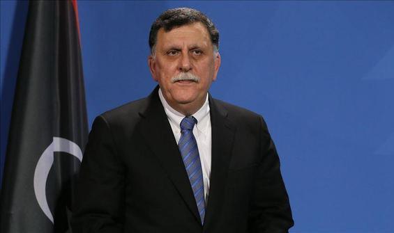 Libya Başbakanı Serrac'tan istifa açıklaması