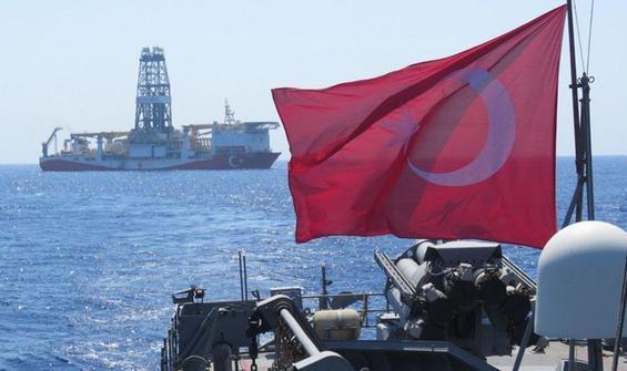 MSB'den Fatih ve Yavuz gemileri paylaşımı