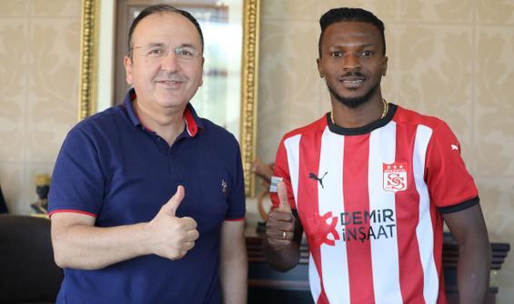 Sivasspor, Kayode'yi açıkladı