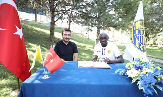 Assane Diousse Ankaragücü'nde