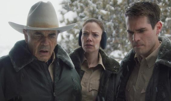 "Robert Forster'ın son filmi: ""The Wolf Of Snow Hollow"""