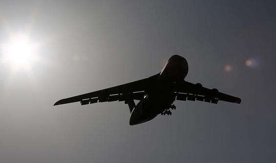 """""""Casus uçak faaliyetleri yüzde 40 arttı"""""""