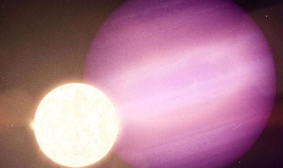 Jüpiter büyüklüğünde gezegen keşfedildi