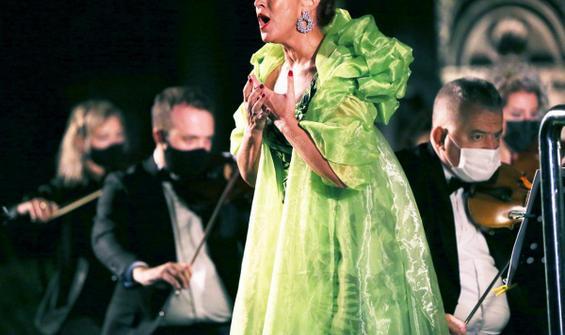 11.  İstanbul Opera Festivali, dün akşam başladı