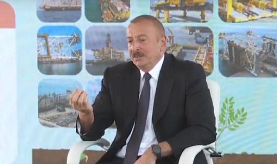 İlham Aliyev'den gözdağı