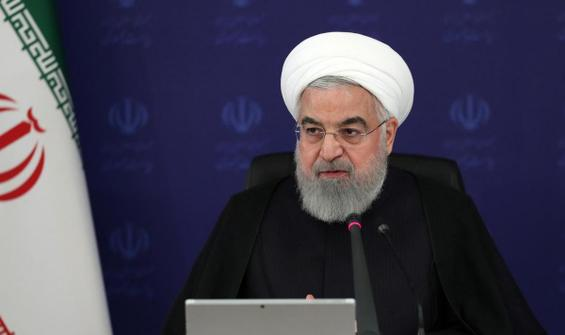 Ruhani'den ABD'ye çok sert yanıt