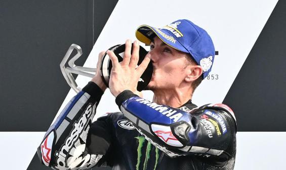 MotoGP'nin 7. etabını Maverick Vinales kazandı