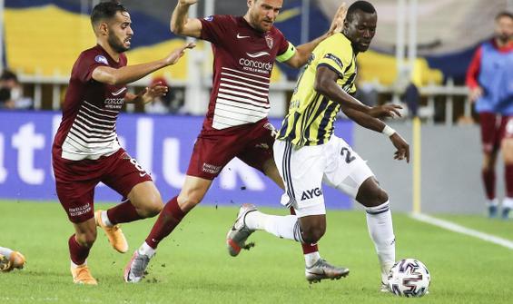 Fenerbahçe, Hatayspor'a takıldı