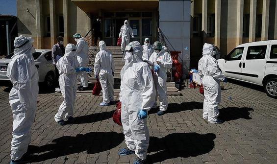 Sağlık çalışanları için 'meslek hastalığı' talebi