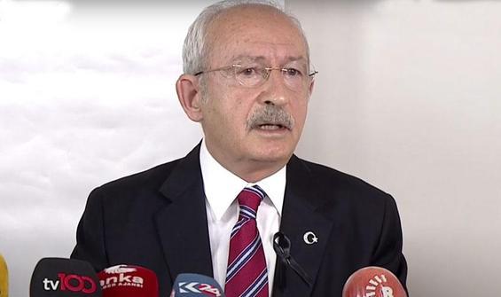 Kılıçdaroğlu'dan TTB'ye destek ziyareti