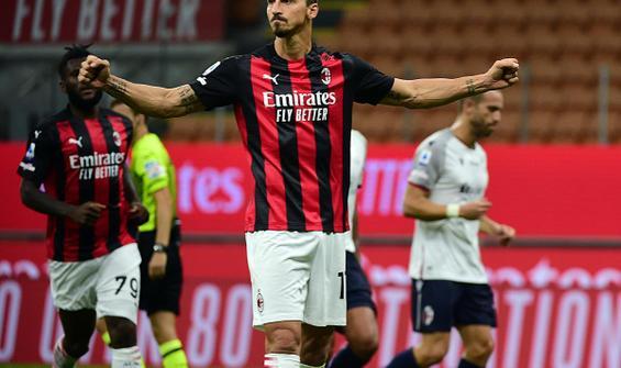 Milan, Zlatan'ın golleriyle kazandı