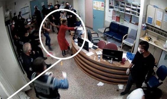 Ankara'da sağlık çalışanlarına saldırmışlardı!