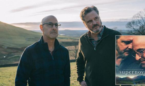 """""""Supernova"""": Stanley Tucci ile Colin Firth başrolde"""