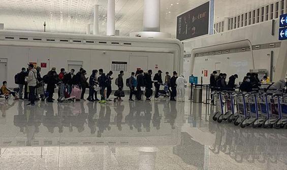 Çin yabancılara ülkeye giriş yasağını kaldırdı
