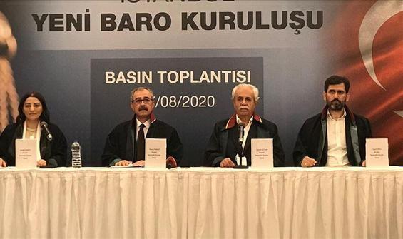 İstanbul'da ikinci baro için başvuru yapıldı