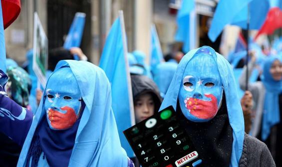 """Netflix'e """"Uygur Türkleri"""" mektubu"""