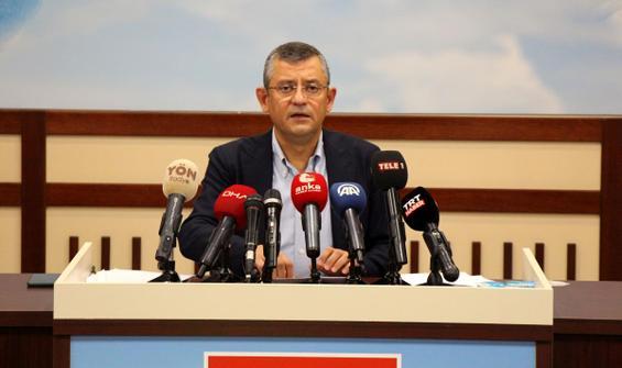 CHP'den 'Kobani olayları soruşturması' açıklaması