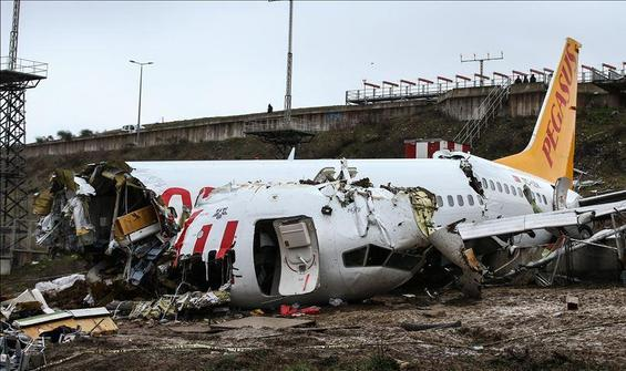 Uçak kazasında pilotun ev hapsi kaldırıldı