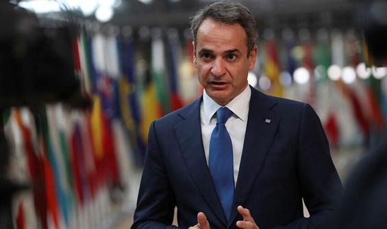 Miçotakis'ten Türkiye açıklaması: Diplomasiye şans verelim