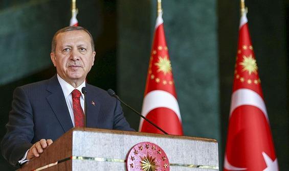 Cumhurbaşkanı Erdoğan'dan 'Mavi Vatan' mesajı