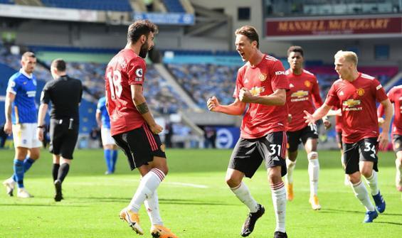 Manchester United 100. dakika penaltısıyla güldü