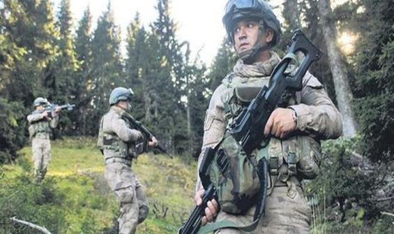 Şırnak'ta etkisiz hale getirilen terörist sayısı 8 oldu