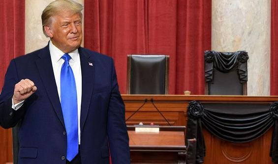 'Trump'ın Yüksek Mahkeme Yargıcı adayı belli oldu' iddiası