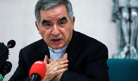 Papa 'Artık sana güvenmiyorum' dedi, kardinal istifa etti