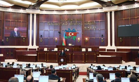 """Azerbaycan'da """"savaş hali"""" ilan edildi"""