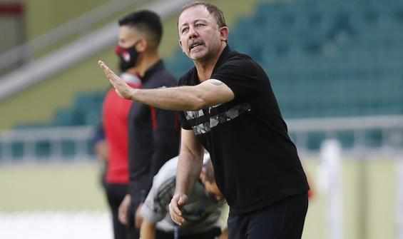 Sergen Yalçın, Konyaspor mağlubiyetini değerlendirdi