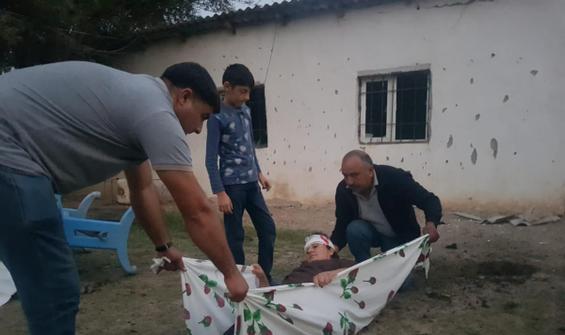 Yaralı Azerbaycanlılara ait fotoğraflar yayınlandı