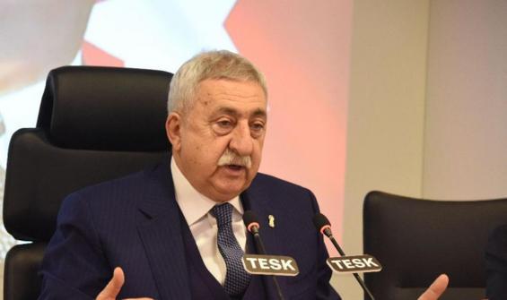 TESK Başkanı'ndan 'online alışveriş' uyarısı
