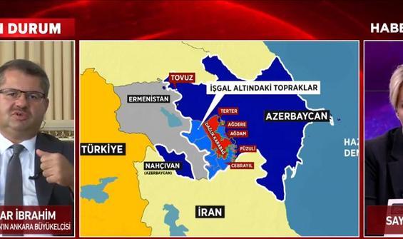 """""""Ermenistan sivillere saldırıyor, karşılık vermek hakkımız"""""""