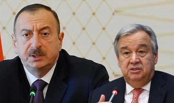 Azerbaycan Cumhurbaşkanı Aliyev'den kritik görüşme