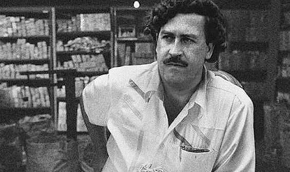 Escobar'ın evinin duvarından servet çıktı