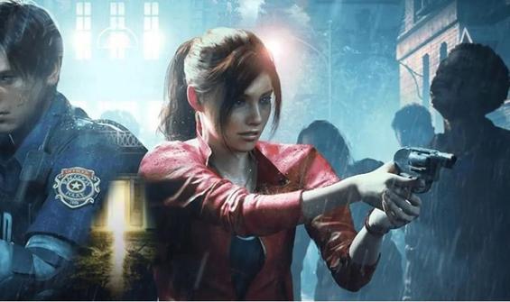 """""""Resident Evil: Infinite Darkness""""dan ilk tanıtım"""