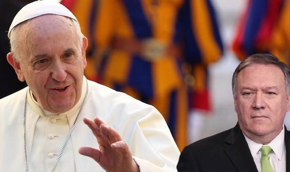 Papa Francis'ten dikkat çeken karar!
