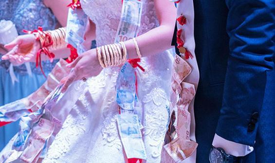 Vaka artışının faturası, Türk düğünlerine kesildi