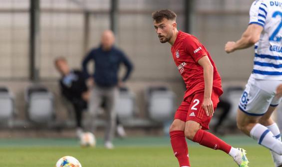 Antalyaspor'dan savunmaya genç takviye